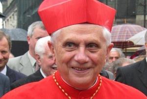 Kardynał J. Ratzinger